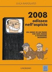 2008 odissea nell'ospizio - copertina (ISBN 9788873540328)