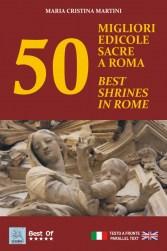 50 migliori edicole sacre a Roma - copertina (ISBN 9788873540625)