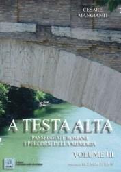 A testa alta - Volume III - copertina (ISBN  9788873540274)