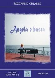 Angela e basta - copertina (ISBN 8873540112)