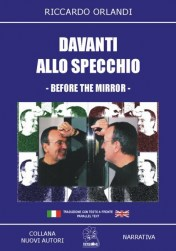 Davanti allo specchio - copertina (ISBN 8873540058)
