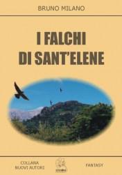 I falchi di Sant'Elene - copertina (ISBN 8873540066)