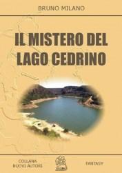 Il mistero del lago Cedrino - copertina (ISBN 887354004X)