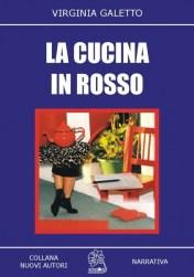 La cucina in rosso - copertina (ISBN 8873540031)