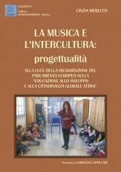 La musica e l'intercultura: progettualità - copertina (ISBN 9788873540571)