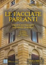 Le facciate parlanti - Volume V - copertina (ISBN 9788873540496)