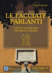 Le facciate parlanti - Volume VI - copertina (ISBN 9788873540540)