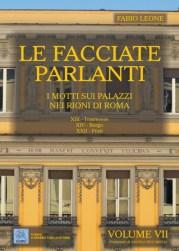 Le facciate parlanti - Volume VII - copertina (ISBN 9788873540588)
