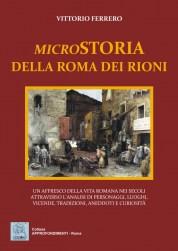 Microstoria della Roma dei rioni - copertina (ISBN 9788873540618)