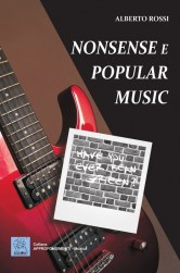 Nonsense e Popular Music - copertina (ISBN 9788873540595)