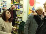 Biblioteca Flaminia - Maria Cristina Martini si intrattiene con i partecipanti