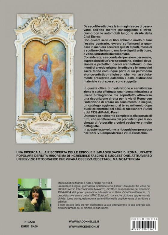 Saggistica su roma madonnelle volume 3 for Libri saggistica